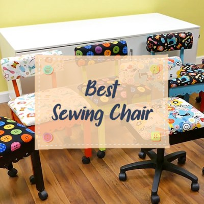 Best Sewing Chair Reviews 2019