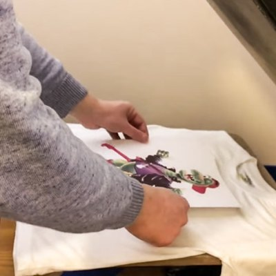 How to Use Sublimation Paper