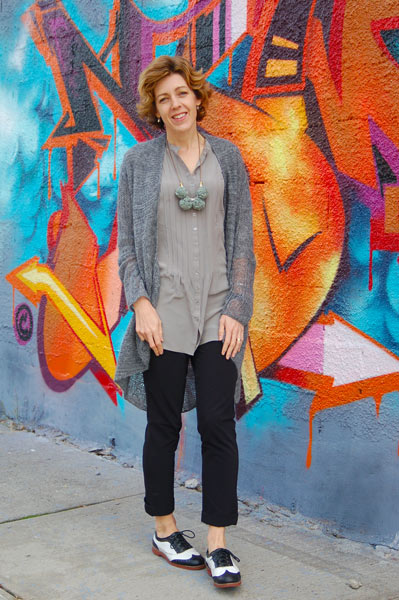 wear your style friday portfolio pants and spectator shoes  Blog  Lisette