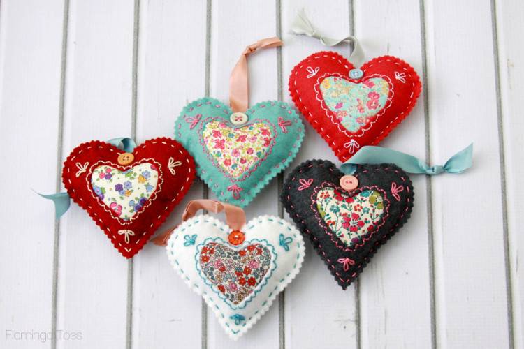 Top 7 Stash Busting Valentines Day Makes  Sewing Blog