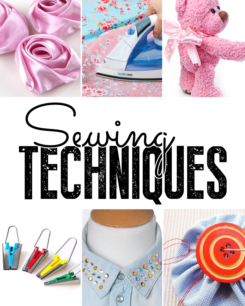 Sewing Techniques How To Sew Sew Magazine