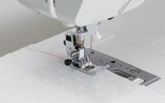 Stitching thin fabrics