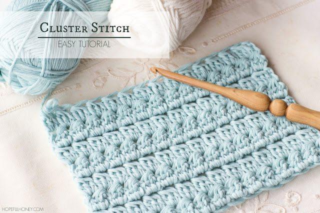 20 Most Eye Catching Crochet Stitches Sewrella