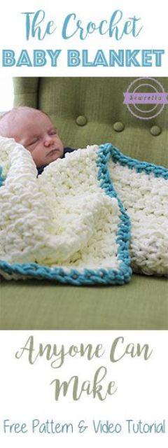 898f46dbbcb 5 Best Patterns for Crochet Beginners - Sewrella