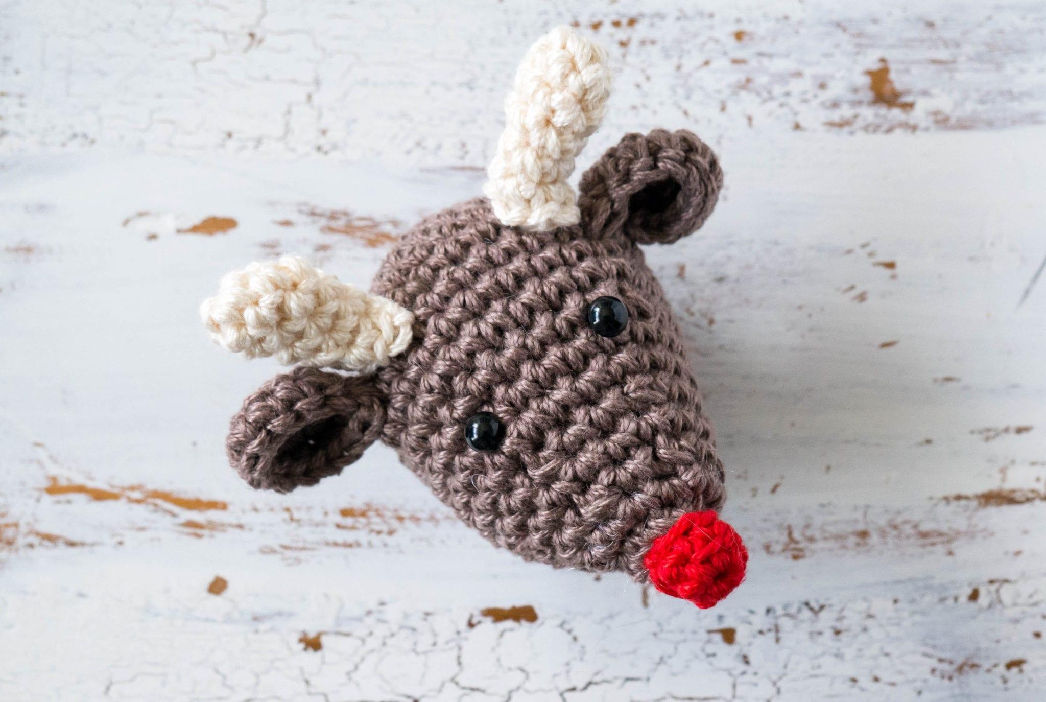 Amigurumi Reindeer Free Pattern : Amigurumi free patterns