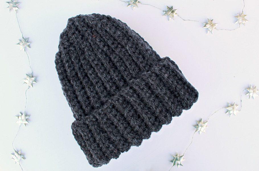 The Best Crochet Hat Pattern