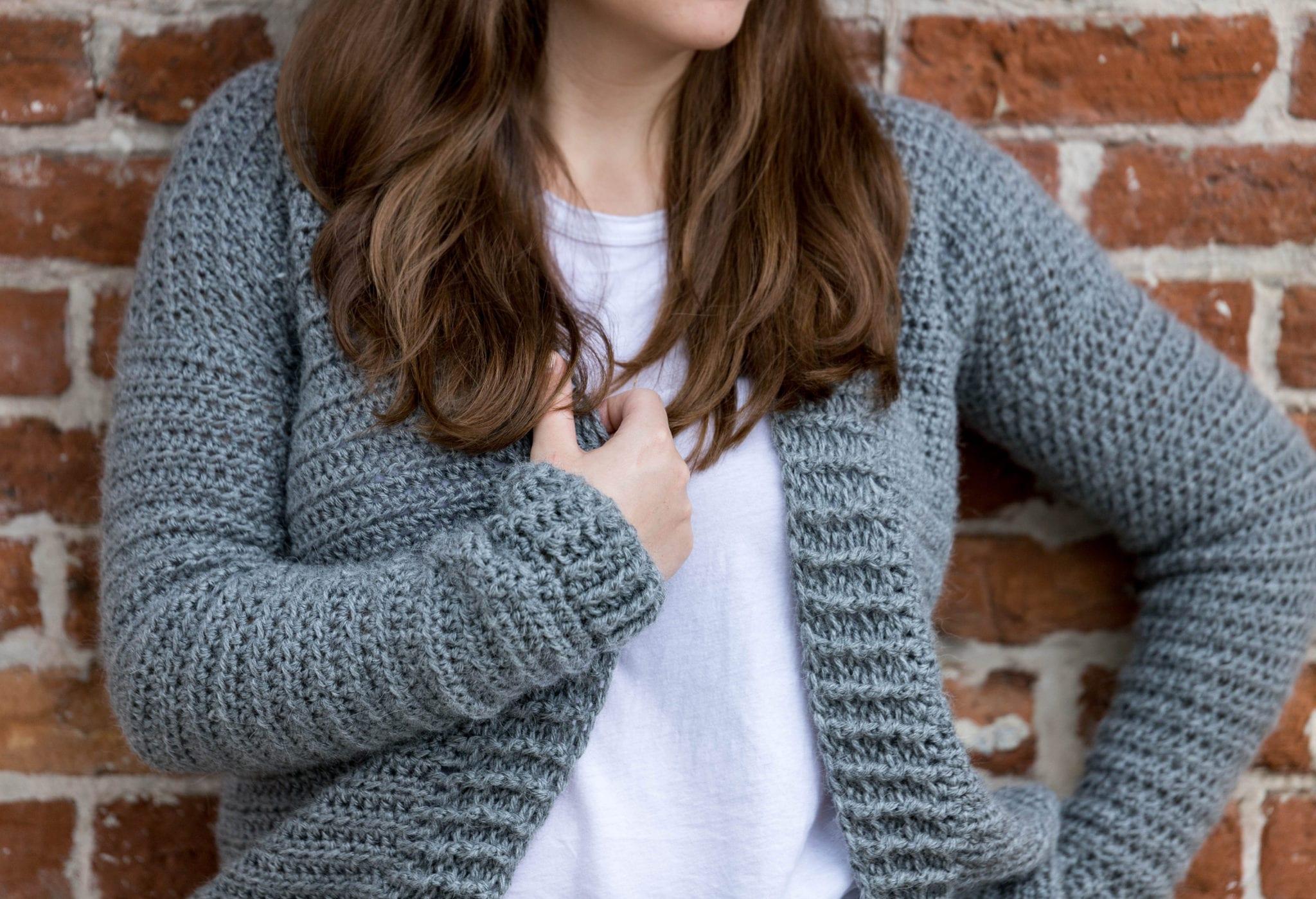 The Everyday Crochet Cardigan Sewrella