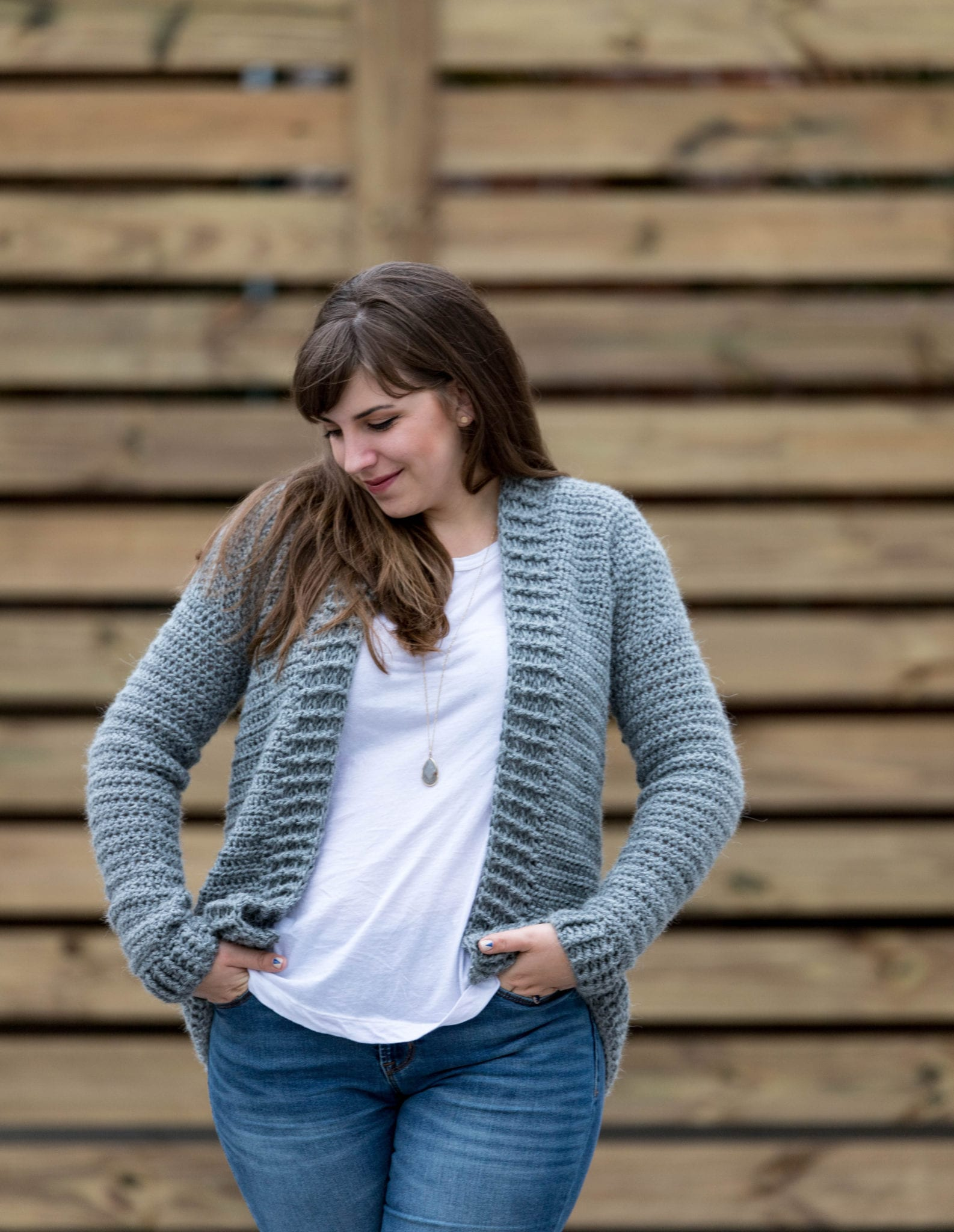 The Everyday Crochet Cardigan Sewrella