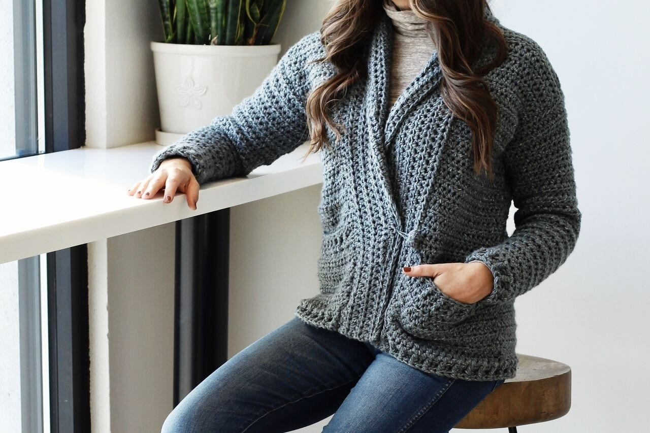 af627aac8217 The Best Crochet   Knit Patterns made with Jeans Yarn! - Sewrella