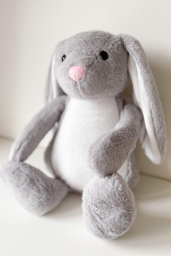 Personalised Thumper The Bunny Soft Toy – www.sewsian.com