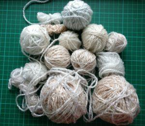 Wool Scraps