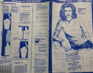 Prima November 1991 Pattern