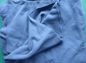 Teal Microfleece