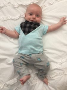Baby Bandana, Sewing Project, Baby Gifts, Baby Presents