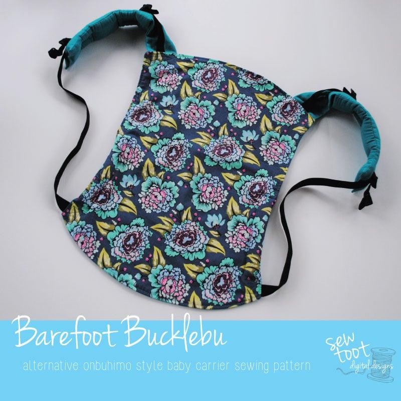 Barefoot Bucklebu  Sew Toot