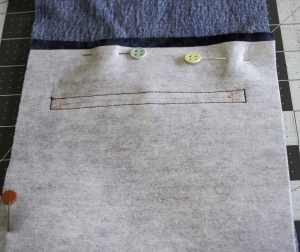 Add-the-Zipper-Pocket-to-the-Other-Side-300x252 Create New Looks From Old Jeans