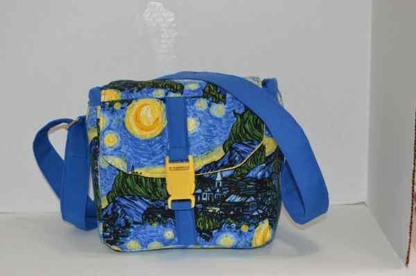 Starry Night DSLR Camera Bag