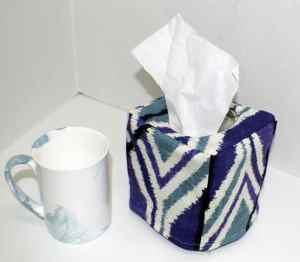 Tissue-Box-Cover-300x262 Make a Fabric Tissue Box Cover