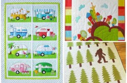 5+ Fantastically Fun Quilt Patterns