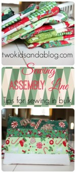 Sewing Assembly Line