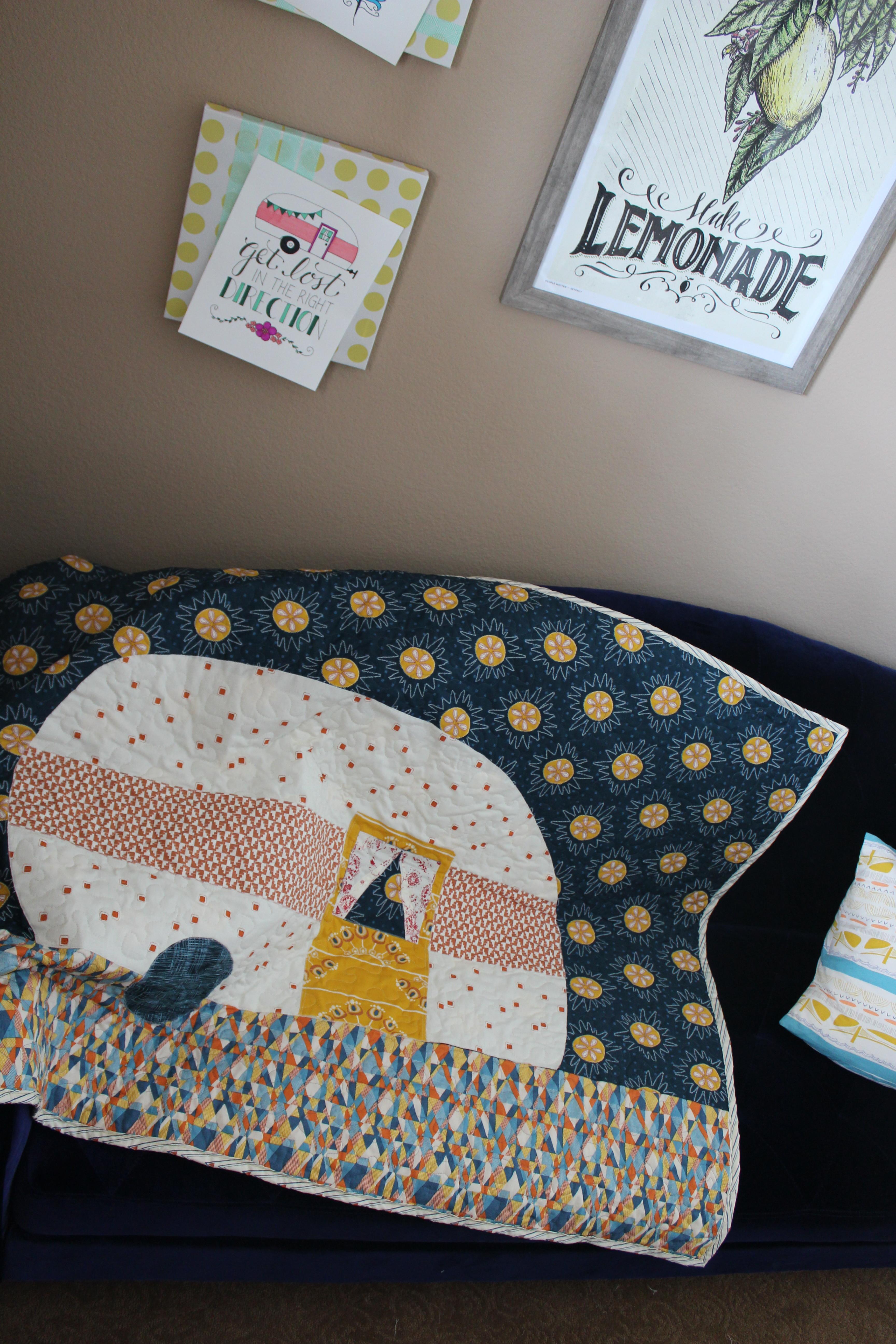 Camper Quilt Patterns Best Design Ideas