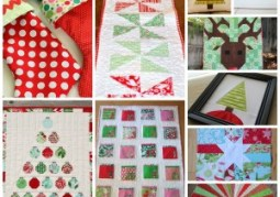 10+ Patterns: Quilting for Christmas