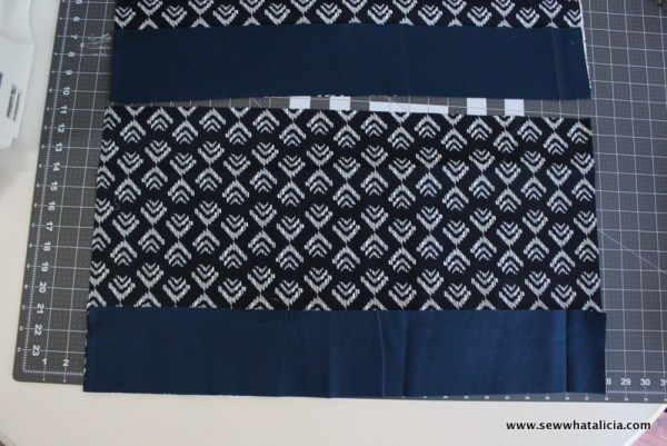 Beach Tote - Sewing School | www.sewwhatalicia.com