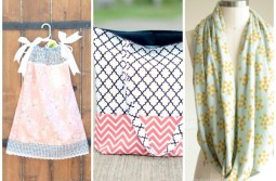 10+ Super Easy Sewing Tutorials