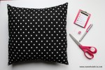 How to Make a Pocket Pillow Cover – Sewing School
