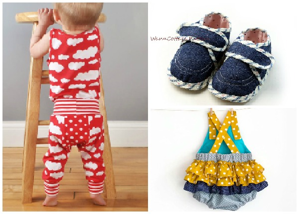 10+ Beautiful Gifts to Sew for Baby - Sew What, Alicia?