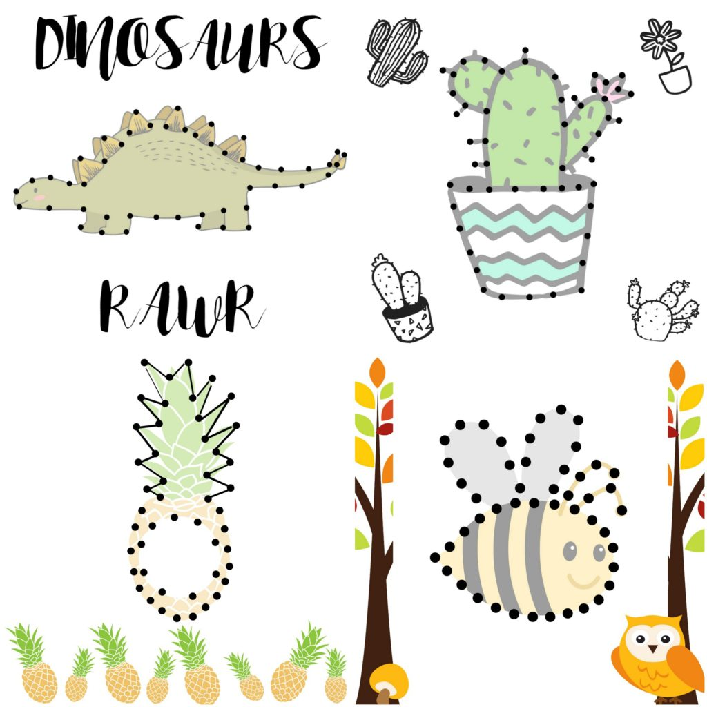Sewing For Kids Practice Printables