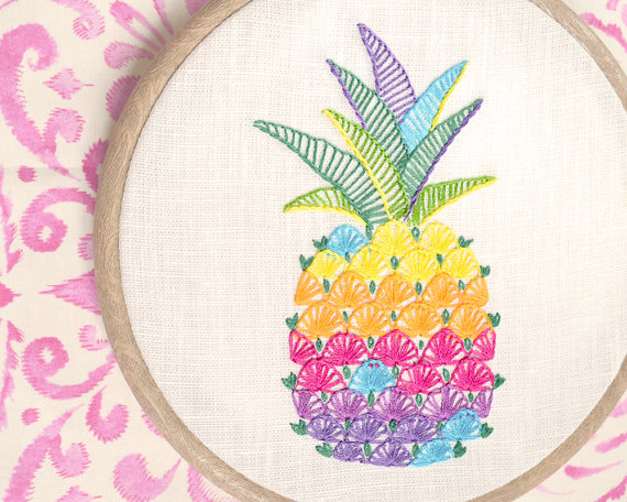 10 Fruity Summer Sewing Project Ideas: Start your summer sewing with these fun fruit inspired projects. Click through for the full list of sewing tutorials for summer   www.sewwhatalicia.com