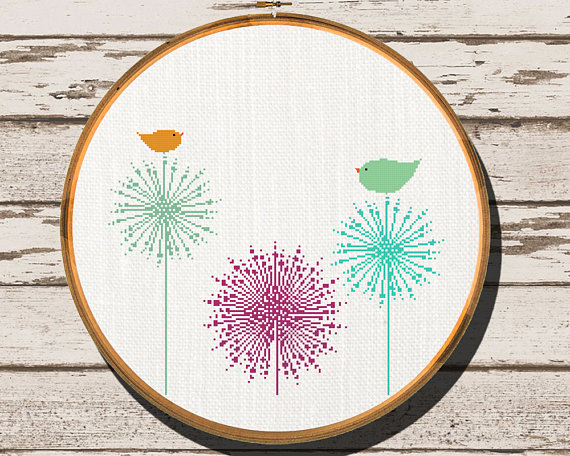 Where to find Cross Stitch Patterns: In this post I share with you the best place to find cross stitch patterns and I am sharing 20 of my favorite cross stitch patterns. Click through for the full list of patterns. | www.sewwhatalicia.com