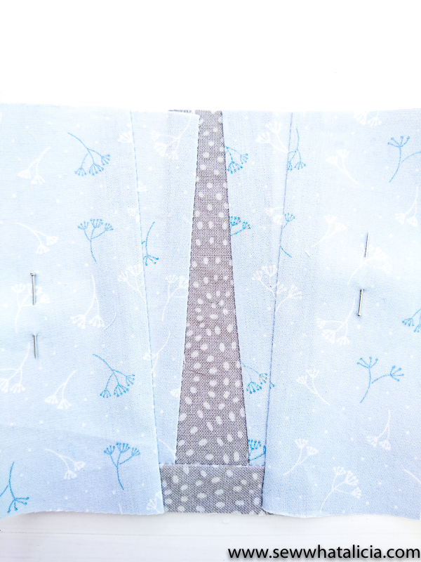Eiffel Tower Paper Piecing Tutorial This Foundational Sewing Is A Great Step