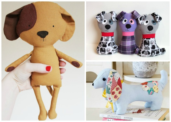 10+ Darling Dog Projects to Sew