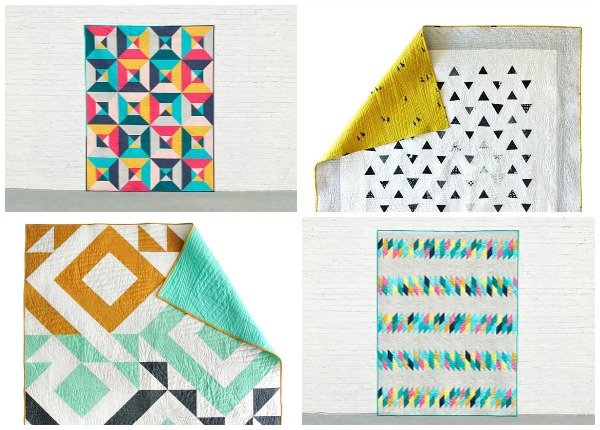 10+ Beautiful Modern Quilt Patterns - Sew What, Alicia?