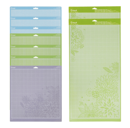 10+ Must Have Cricut Accessories: All Purpose Mat Set. These accessories are perfect for pairing with your Cricut cutting machine. Click through for a full list of must have accessories. | www.sewwhatalicia.com