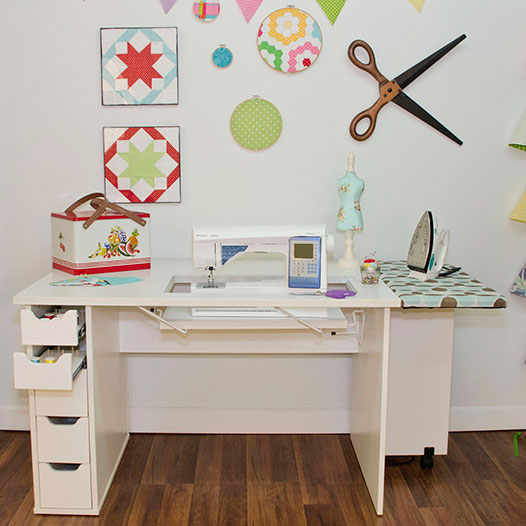 Best Sewing Machine Cabinet: Ginger   www.sewwhatalicia.com