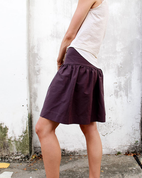 Skirt Sewing Patterns for Women and Girls: Drop Skirt | www.sewwhatalicia.com