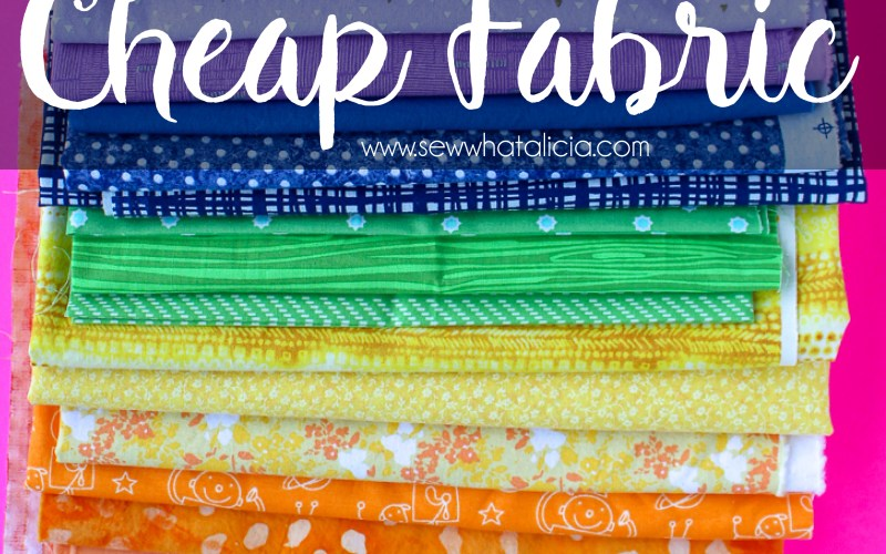 Discount Fabric – Tips and Tricks to Save Money on Fabric