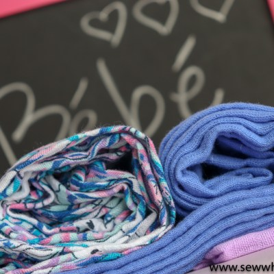 Easy Gauze Fabric Baby Receiving Blankets: These baby swaddle blankets are so easy to make. This tutorial will teach you all about double gauze fabric and have you creating your own receiving blankets in no time. Click through for the tutorial and supplies. | www.sewwhatalicia.com