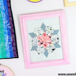 English Paper Piecing – Beginner's Guide