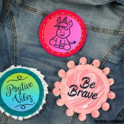 Quick and Easy DIY Patches