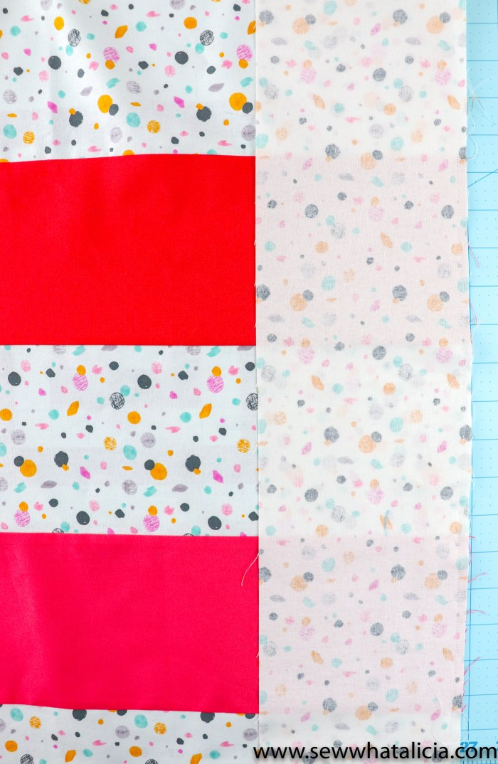 Quilting for Beginners: Plus a free pattern: If you are new to quilting this post is perfect for you. Everything you need to know. This is the perfect post to learn quilting for beginners. | www.sewwhatalicia.com