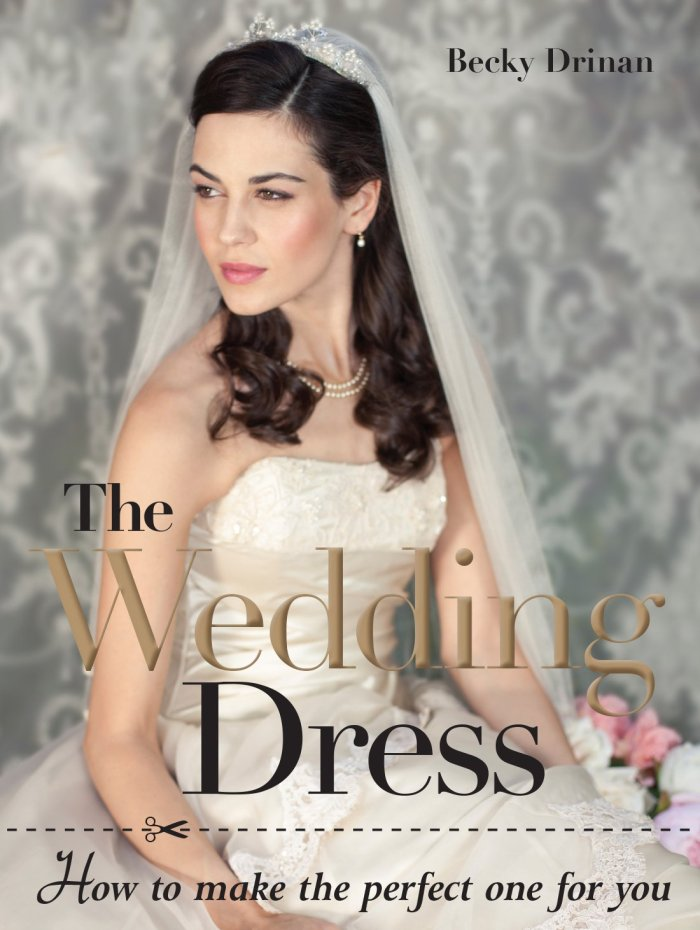 pictured cover of the wedding dress book cover
