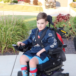 DIY Adaptive Clothing for Wheelchair Users