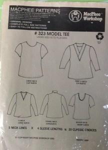 323 model Tee