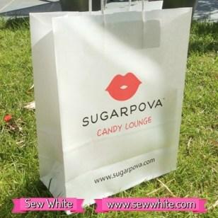 Sew White sugarpova wimbledon 5