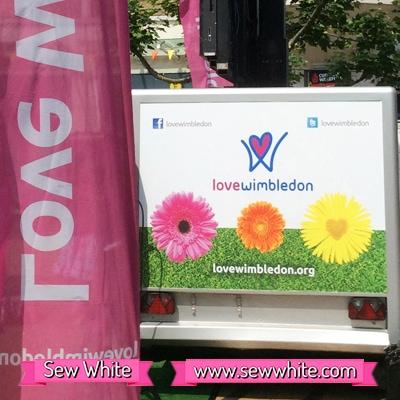 sew white love wimbledon big screen piazza 1