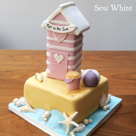 Cakes by Robin Southfields Sew White review 1